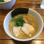 金星 - 濃厚鶏白湯ラーメン