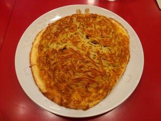 横浜中華街 梅蘭 新館 - 特製海鮮梅蘭焼きそば