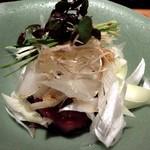 ごっ惣 - 鯉と夏刻み野菜