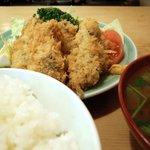 大衆割烹 三州屋 - 071204三州屋カキフライ定食.jpg