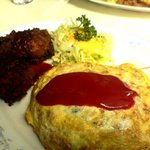 キクヤレストラン - 050421キクヤオムコロコロ.jpg