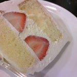 5450968 - イチゴのシフォンショートケーキ