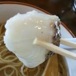 中華そば GO.TO.KU 仁 - 【2016.8.6(土)】あら炊き中華そば(並盛・150g)800円の真鯛