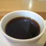 カフェアンドミール ムジ  - ブレンドコーヒー Sサイズアップ