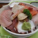 54501859 - 海鮮丼 アップ