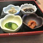 ヴィネスパ 湯楽 - 朝食小鉢