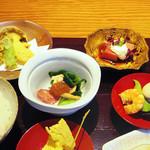Oryouriookurano - 【北新地でランチ】 日替わり膳 \1000