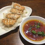 中華料理 周苑 - 焼き餃子