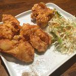 中華料理 周苑 - 若鳥の唐揚げ