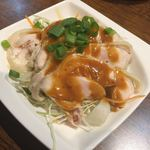 中華料理 周苑 - 前菜バンバンジー