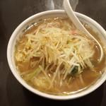 しお丸 - 野菜タンメン