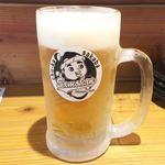 中華酒場 サモハン - 生ビール