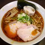 ラーメン 木曜日 - カラニボラーメン ¥550