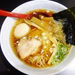 54505391 - 鮭節生醤油麺+味玉 \750
