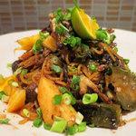 自然派中華 クイジン - 神戸・住吉のサンマー麺
