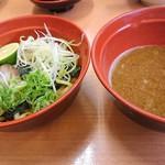 54509265 - 鯖系 濃厚魚介つけ麺