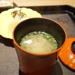 寿修 - 味噌汁