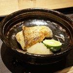 寿修 - のどぐろの焼き物