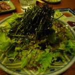 うめづ - 和風サラダ(550円)♪
