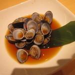 樽寿司  - しじみにんにく醤油漬け