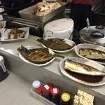福魚食堂 - いろんな魚をメインにした定食いろいろ