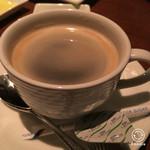 カルシファーズ・グリル アラ トスカーナ - コーヒー