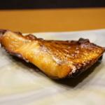 平花とんぼ - 焼魚
