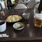 奥村茶屋 - もりうどん