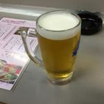大養軒 - 生ビール小