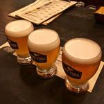 54516095 - 友だちの「3種飲み比べセット」(1,280円)