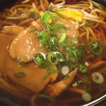 はま寿司 - 鴨そば(二八)これ美味しい‼️✨(*^◯^*) レベル高っ♫