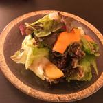 54519423 - 朝採れ野菜のサラダ