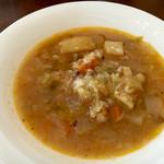 54519481 - お野菜 たっぷりスープ ♪