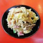 純中華料理 中央亭 - 皿うどん