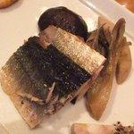 ペッシェドーロ - 秋刀魚のスモーク