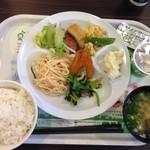 スーパーホテル - 朝食