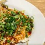 54521855 - 鶏胸肉のピリ辛麻婆                       ¥529