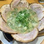 54522637 - チャーシュー麺