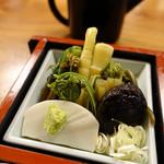 54524387 - 春の山菜