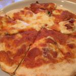 カフェ ハルディン - 焼きたてピザ