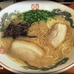 ラーメン喜福 - 料理写真:ラーメン 650円