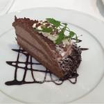 ビーズカフェ - 料理写真:ショコラのケーキ ¥480-
