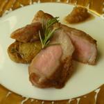 カステッロ - スペイン産イベリコ豚のオスティア風