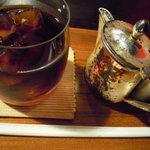 きっさこ - アイスコーヒー Photo By PEPOPA