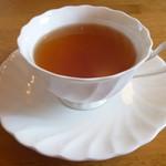 紅茶の店 庵 - ドリンク写真:ヌワラエリア