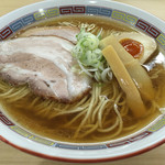 煮干鰮らーめん 圓 名古屋大須店 - 煮干しラーメン¥780