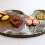 レストラン マサ ウエキ - 小さな宝石