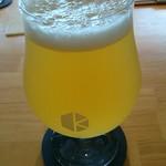 京都醸造株式会社 試飲スペース - 夏の気まぐれ