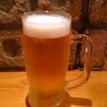 沖縄酒場 ごっぱち - オリオンビール生