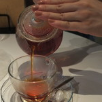 CAFE PARK - 紅茶も種類が豊富